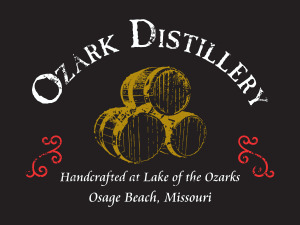 Ozark Distillery- label