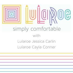 Lularoe Jessica CarlinandLularoe Cayla Conner