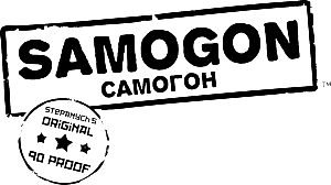 Samogon Logo Black