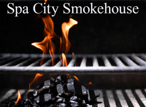 Spa City Smokehouse logo