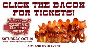bacon tickets 2017