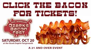 bacon tickets 2018