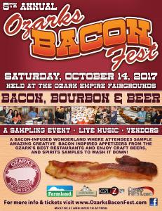 2016 Bacon Fest POSTER