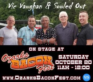 Vic Vaughn at OBF